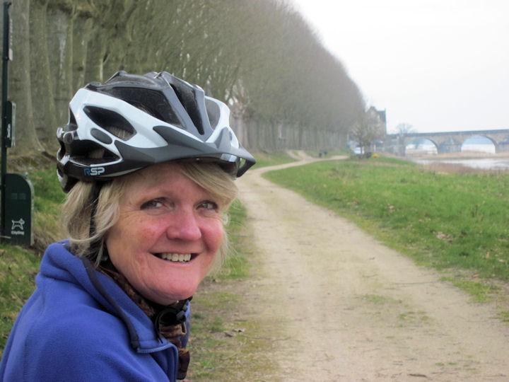 Bike ride to Gien